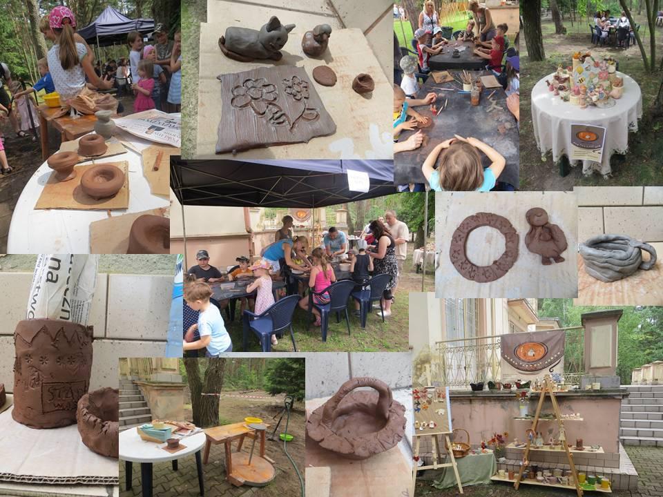 Piknik Archeologiczny 2014 w Muzeum Ziemi Otwockiej
