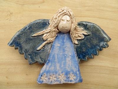 anioł magnes