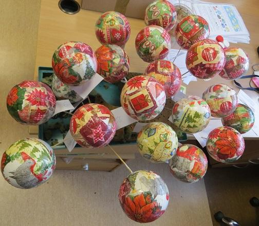 bombki bożonarodzeniowe
